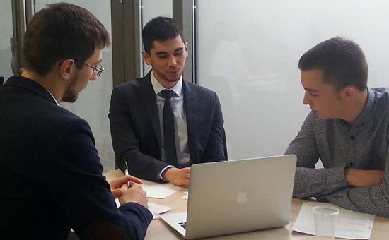 Matinée Speed Recruiting avec les étudiants de la licence pro RH de Lyon 3