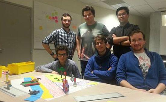 Cours gestion de projet en mode agilité
