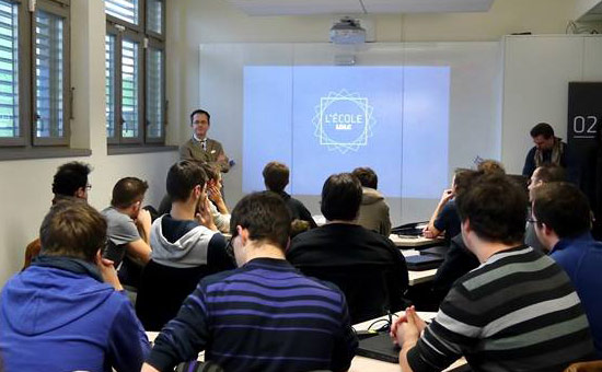 Séminaire Startup Contest