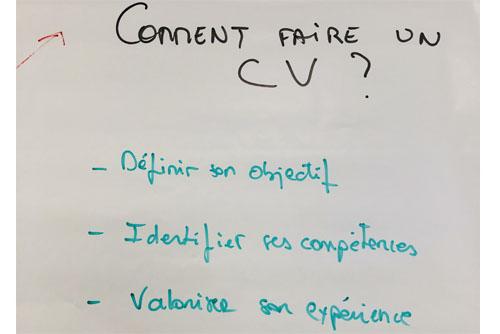 L'ACCOMPAGNEMENT PRO POUR LES ÉTUDIANTS